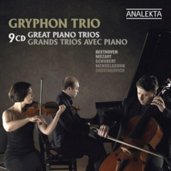 Great Piano Trios / Grands Trios Avec Piano - Gryphon Trio