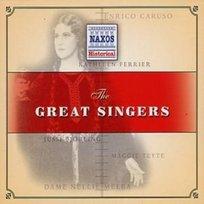 GREAT SINGERS 2CD