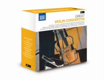 Great Violin Concertos - Various Artists