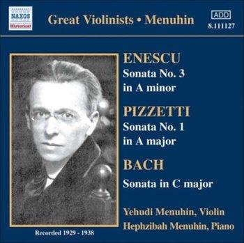 Great Violinists:Menuhin-Menuhin Yehudi
