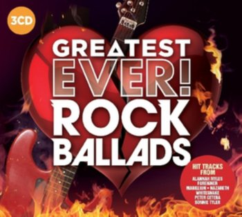 Greatest Ever! Rock Ballads - Various Artists