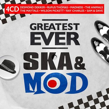 "Greatest Ever Ska & Mod - Madness, Toots and the Maytals, The Ethiopians, Aitken Laurel, The Upsetters, Dekker Desmond, Lee ""Scratch"" Perry, Ray Charles, Franklin Aretha, IKE & Tina Turner"