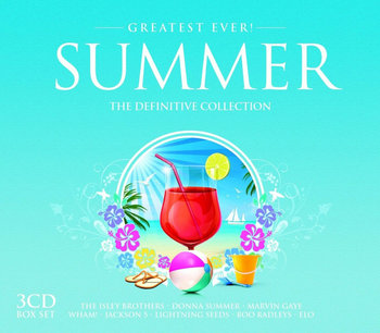 Greatest Ever Summer-Electric Light Orchestra, Michael George & Wham!, Los Del Rio, The Jackson 5, Earth, Wind and Fire, Summer Donna, Osibisa, 10 CC, Bega Lou