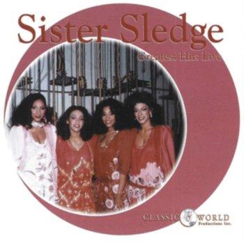 Greatest Hits Live-Sister Sledge
