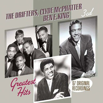Greatest Hits-The Drifters, Mcphatter Clyde, King Ben E.