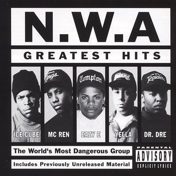 Greatest Hits-N.W.A.