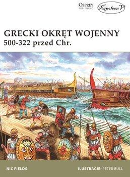 Grecki okręt wojenny 500-322 przed Chr.-Fields Nic