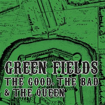 England, Summer (in black & white) Dog House-The Bad and The Queen, The Good