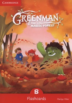 Greenman and the Magic Forest B Flashcards (Pack of 48)-Miller Marilyn