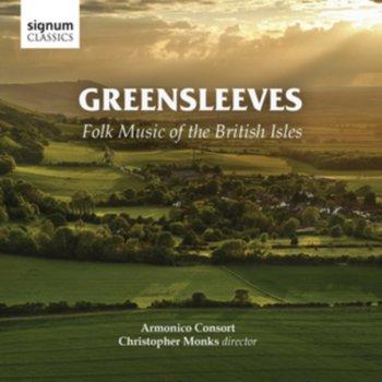 Greensleeves Folk Music Of The British Isles-Armonico Consort
