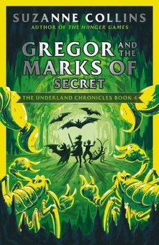 Gregor and the Marks of Secret-Collins Suzanne