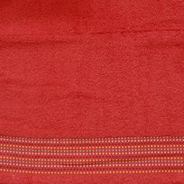 Greno, Ręcznik, 50x100 cm, czerwony