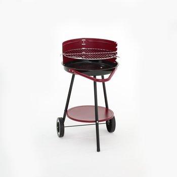 Grill węglowy LANDMANN 660, ruchomy, blacha stalowa/metal, 40 cm-LANDMANN
