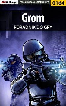 Grom - poradnik do gry-Hałas Jacek Stranger