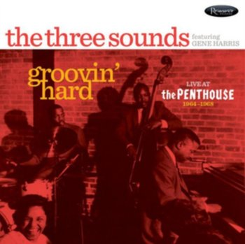 Groovin' Hard-The Three Sounds