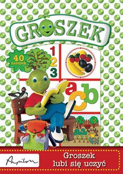 Groszek lubi się uczyć-Sójka Anna