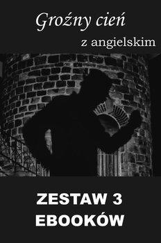 Groźny cień. Tłumacz grecki. Nauka angielskiego z książką dwujęzyczną-Doyle Arthur Conan, Owczarek Marta