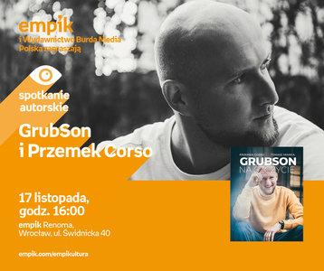 GrubSon, Przemek Corso | Empik Renoma