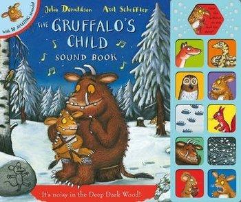 Gruffalo's Child Sound Book-Donaldson Julia