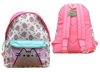 Grupoerik, plecak młodzieżowy, Pusheen, różowy-Grupo Erik
