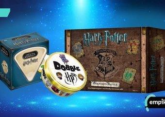 Gry planszowe dla fanów Harry'ego Pottera