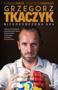 Grzegorz Tkaczyk. Niedokończona gra                      (ebook)