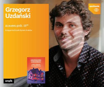 Grzegorz Uzdański | Księgarnia Empik Rynek