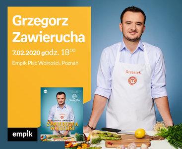 Grzegorz Zawierucha (MasterChef)   Empik Plac Wolności