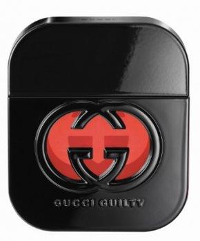 Gucci, Guilty Black Pour Femme, woda toaletowa, 50 ml-Gucci