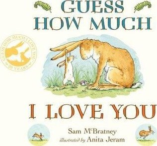 Guess How Much I Love You-Mcbratney Sam