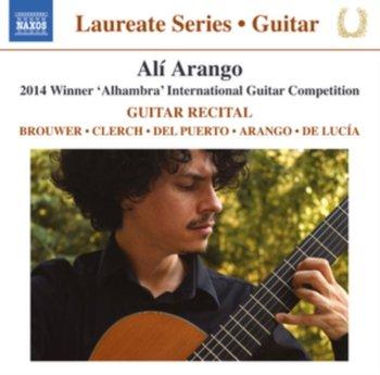 Guitar Laureate Recital-Arango Ali