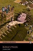 """Gulliver's Travel"" Book & MP3 Pack: Level 2-Swift Jonathan"