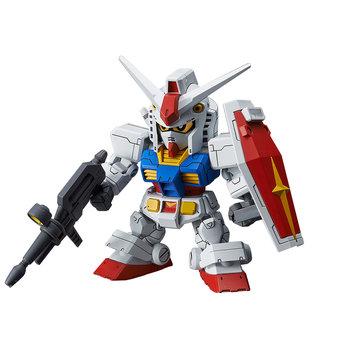 Gundam, figurka SD Gundam Cross Silhouette Rx-78-2-Mobile Suit Gundam