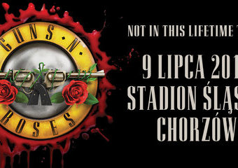 Guns N' Roses wystąpi w Chorzowie!