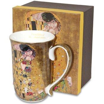 GUSTAW KLIMT Kubek porcelanowy, 12,5x12,5x8,5 cm-Pigmejka