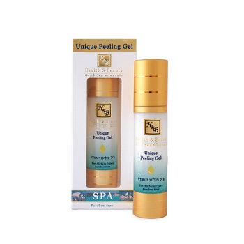 H&B, żel peelingujący do twarzy enzymatyczny, 50 ml-H&B