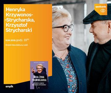 H. Krzywonos-Strycharska, K.Strycharski | Empik Manufaktura