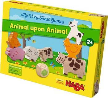 Haba, gra towarzyska Wieża ze zwierząt-Haba
