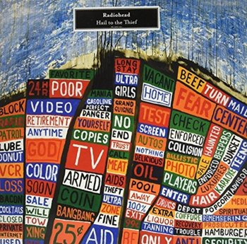 Hail To The Thief-Radiohead