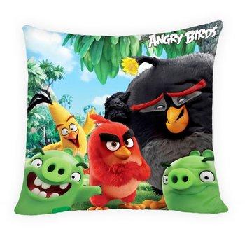 Halantex, Angry Birds, Poduszka, 40x40 cm-Halantex