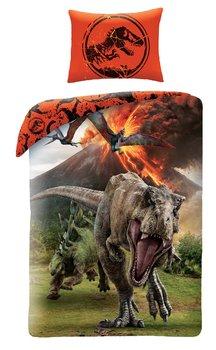 Halantex, Jurassic World, Pościel dziecięca, 140x200 cm-Halantex