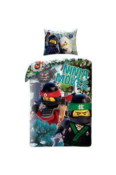 Halantex Lego Ninjago Movie Pościel Dziecięca 140x200 Cm