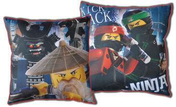 Halantex, Lego Ninjago, Poduszka, 40x40 cm-Halantex