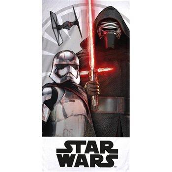 Halantex, Star Wars, Ręcznik dziecięcy, Czarny, 70x140 cm-Halantex
