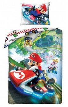 Halantex, Super Mario, Pościel bawełniana, 140x200 cm-Halantex