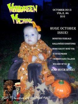 Halloween Machine October 2013