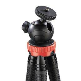 HAMA, Ministatyw Flexpro 3W1, 27 Cm, Czerwony