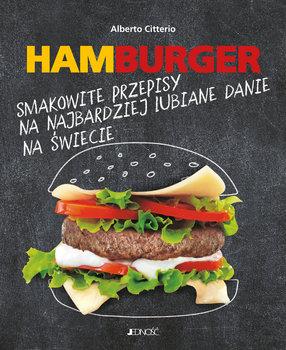 Hamburger. Smakowite przepisy na najbardziej lubiane danie na świecie-Citterio Alberto