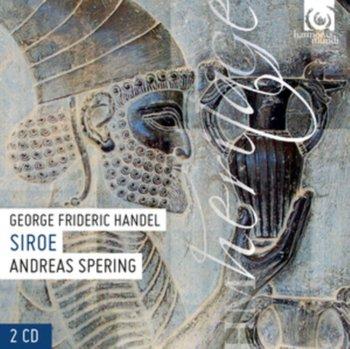 Handel: Siroe-Spering Andreas, Cappella Coloniensis