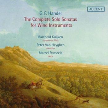 Handel: The Complete Solo Sonatas For Wind Instruments-Kuijken Barthold, Kohnen Robert, Kuijken Wieland, Van Heyghen Peter, Verhelst Kris, Ponseele Marcel, Demeyere Ewald, Van der Meer Richte